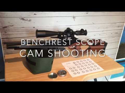 Air Rifle Benchrest Scope Cam Shooting