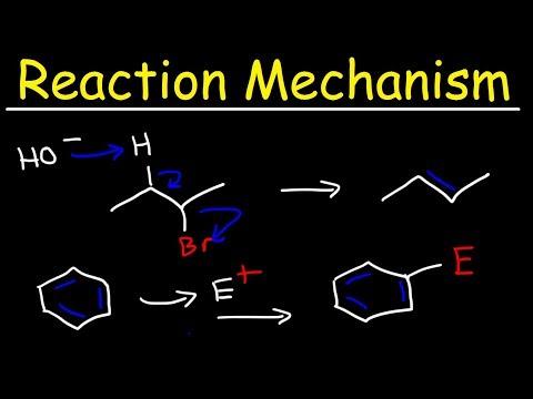 Organic Chemistry - Reaction Mechanisms
