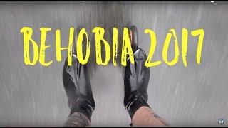 BEHOBIA 2017 PATINES - Llueve sobre mojado