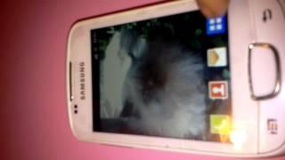 Мой новый телефон samsung galaxy mini s3(Это видео загружено с телефона Android., 2013-04-02T18:26:36.000Z)