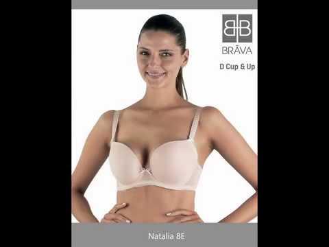 Freya Deco Vibe Moulded Plunge Bra 1704 - YouTube 8d0054303