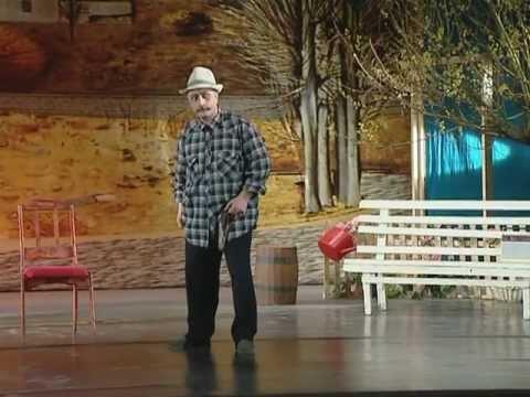 Спектакль Союза Армян Алт. края - Гна мери ари сирем