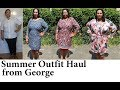 Dress Haul & Try On - George | Casual Beauty UK