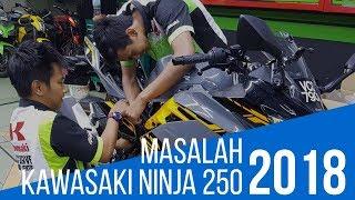 Beli moto baru pon ade masalah - Kawasaki Ninja 250 2018