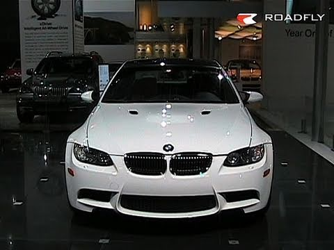Roadfly.com - 2008 BMW M3 Coupe
