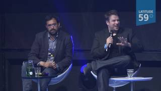 Natural interfaces and Intelligent Assistants , panel at Latitude59 - 2016