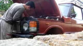 range rover moteur 2.5l indenor