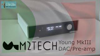 M2Tech Young MkIII Pre-amp & DAC