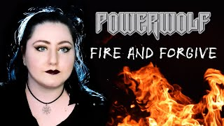 POWERWOLF 🔥 Fire and Forgive 🔥 cover by Andra Ariadna