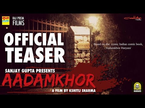 Aadamkhor (Official Teaser) - A Raj Comics Web Film - YT