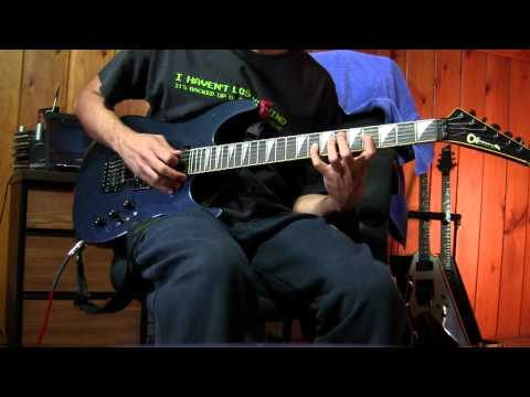 Bloodlines cover [Dethklok] with solo