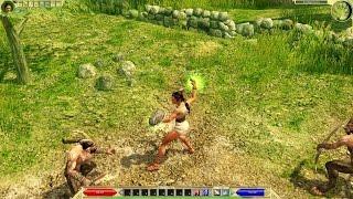 Titan Quest Anniversary Edition - Русский обзор