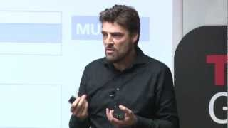 Hay pocas mujeres directivas porque hay [...]: José Andrés Fernández at TEDxGranViaWomen 2012