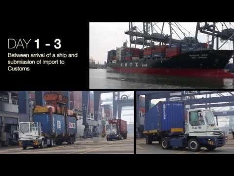 Optimizing Indonesia's Main Sea Port