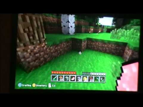 how to play multiplayer on minecraft 360