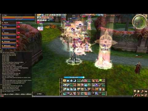 Lineage 2 Goddess Of Destruction: Yul Archer PvP