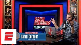 [FULL] Daniel Cormier reveals 2 fights he wants before retirement   Ariel Helwani's MMA Show   ESPN