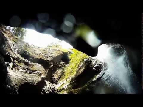 Gangga waterfall, Lombok