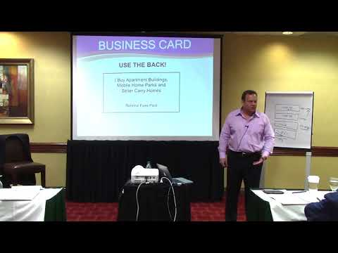 REAL ESTATE BY THE NUMBERS   4 Business Cards 3
