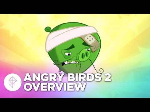 Angry Birds 2 is too freemium for its own good