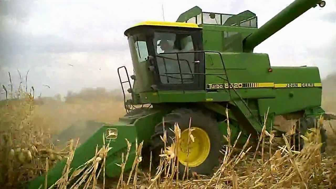 John Deere 6620 Combine Images Of Home Design Wiring Diagram Harvesting Corn With A
