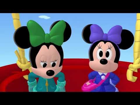 Клуб Микки Мауса - Сезон 5 эпизод 5 - Зимний бал бантиков. Часть 1 |мультфильм Disney