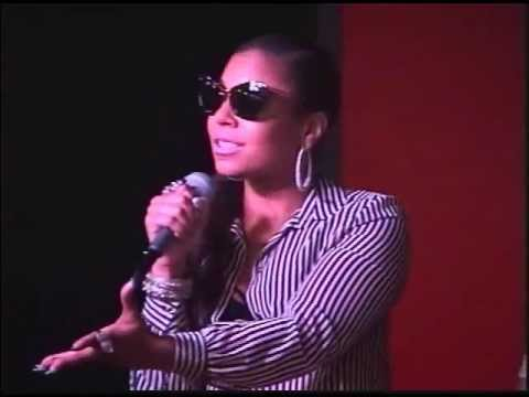 Ashanti Live with 93.3 The Beat