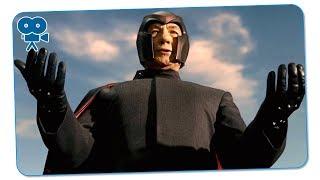 Магнето разрывает мост пополам. Люди Икс: Последняя битва. 2006