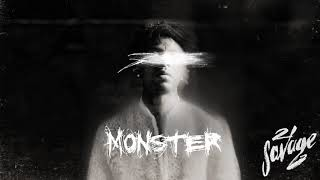 [3.60 MB] 21 Savage - Monster (Official Audio)