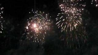 土浦花火競技大会 ワイドスターマイン FIREWORKS 2007