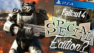 Is A FALLOUT 4 S.P.E.C.I.A.L. Edition Possible?