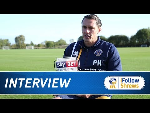 INTERVIEW ! Paul Hurst On Award - Town TV