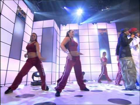 Snap feat Turbo B - Rhythm Is A Dancer 2003 (Live at Top Of The Pops)