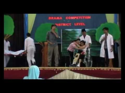 English Drama Competition 2012  (Segamat District Level)