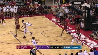 4th Quarter, One Box Video: Los Angeles Lakers vs. Cleveland Cavaliers