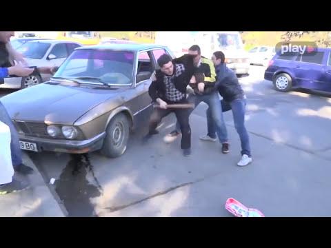 СтопХам Молдова - Дал волю чувствам