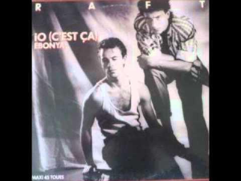 Raft - Io (c'est ça) - 1985 (Maxi)
