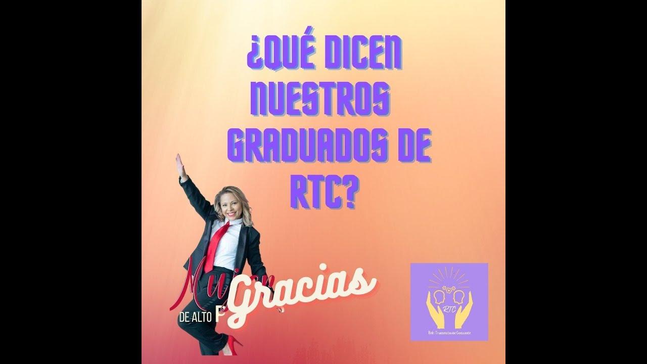 Testimonio del Curso RTC de Ana Melendez