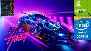 Need For Speed Heat (GT 740M/GT 825M/GT 920M) [Minimum]