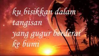 setiaku di sini-ziana zain with lyrics