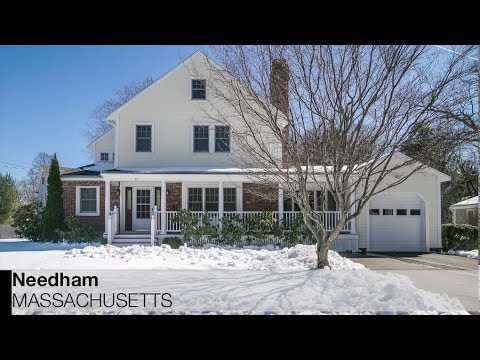 Video of 16 Green Street | Needham MA real estate & homes by Ned Mahoney