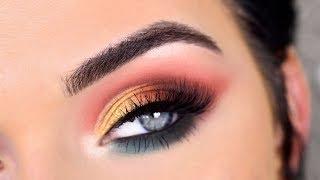 New Smashbox LA Cover Shot Eyeshadow Palette | Eye Makeup Tutorial