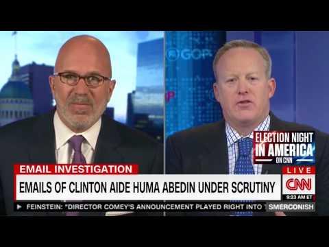 RNC Communications Director Sean Spicer on CNN's 'Smerconish'