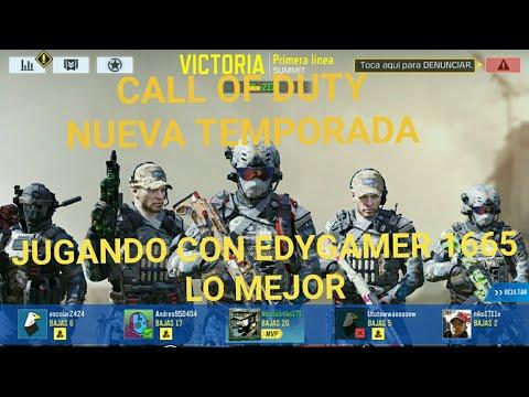CALL OF DUTY   LO MEJOR JUGANDO CON EDYGAMER NUEVA TEMPORADA