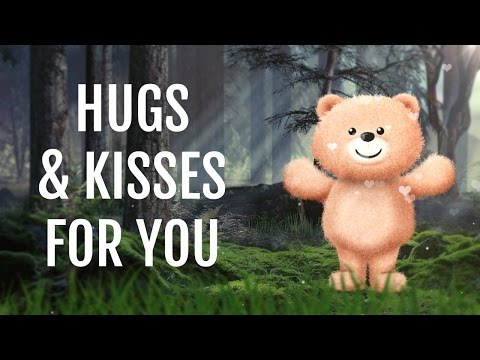 Hugs & Kisses for You , Hugs and kisses for Friends, xoxo