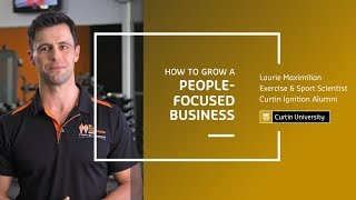 How to Grow a People-Focused Business | Laurie Maximilian