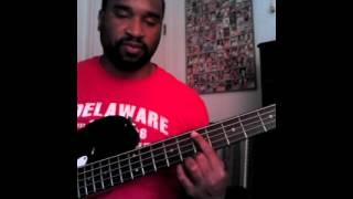Gospel Bass Lesson: Our God is Awesome Pas.C.Jenk