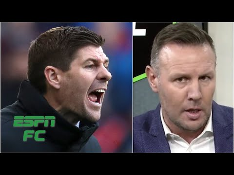 Steven Gerrard has done amazingly well at Rangers - Craig Burley | Scottish Premiership