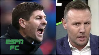 Following Steven Gerrard's first win in an Old Firm game between his Rangers and Celtic, Craig Burley joined Dan Thomas to discuss how well he's done so far ...