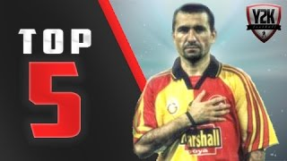 Gheorghe Hagi Top 5 Moments  MUST WATCH
